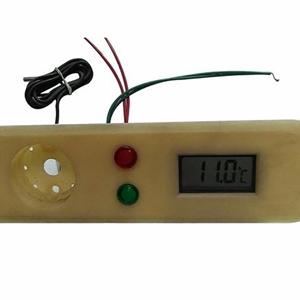 注塑加工厂家-温控面板